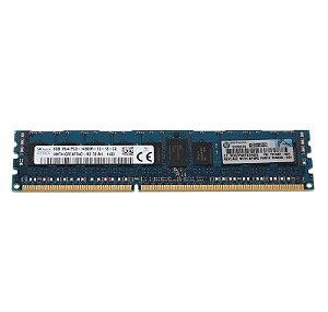 731657-081 Memória Servidor HP DIMM SDRAM de 8GB (1x8 GB)