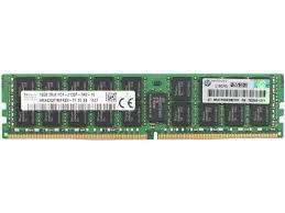 810744-B21 Memória Servidor HP DIMM SDRAM de 16GB (1x16 GB)