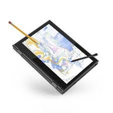 "81M9003KBR Notebook Lenovo 2 EM 1 300e Intel Pentium Silver N5000 8gb SSD M.2 Pcie 128gb 11.6"" IPS Multi Touch Windows 10 PRO Preto"