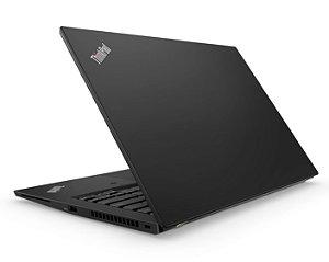 20N9001FBR Notebook Lenovo Thinkpad E490 Intel Core I5 8265u 8gb SSD M.2 Pcie 256gb 14 Full HD IPS Windows 10 PRO Preto