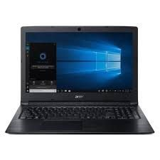NX.H3NAL.004 Notebook Acer A315-53-52zz Intel Core I5 7200u 8gb(2x4gb) 1tb 15,6 Windows 10 Home Preto
