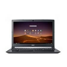 NX.H3NAL.005 Notebook Acer A315-53-5100 Intel Core I5 7200u 4gb 1tb 15,6 Endless OS (Linux) Preto