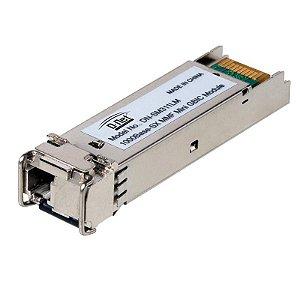 Módulo Mini GBIC WDM 1000 Base BX A 60KM C/DDM D-net - DN-SFP-BXW-60A
