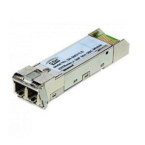 Módulo Mini GBIC 1000 Base LX 40KM C/DDM D-net - DN-SFP-LX-40
