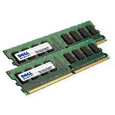 SNPP134GCK2 Memória Servidor 16G Dell 16GB 667MHz PC2-5300 - Kit
