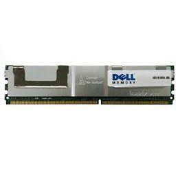 W986F Memória Servidor Dell 8GB 667MHz PC2-5300F