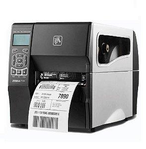 Impressora de Etiqueta Zebra Zt230 USB Serial ZT23042-T0A000FZ