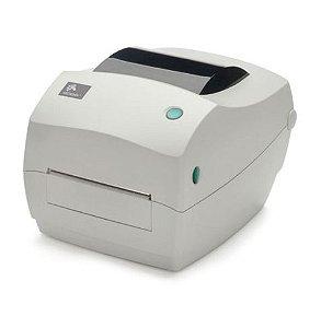 Impressora de Etiqueta Zebra Gc-420t USB Serial Paralela GC420-1005A0-000