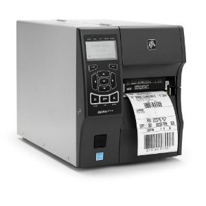 Impressora Industrial de Etiquetas Zebra ZT410 – USB, Serial, Ethernet e Bluetooth ZT41042-T0A0000Z