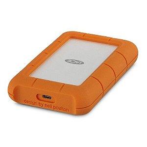 STFR4000800 HD Externo Portátil 4TB LaCie Rugged USB-C (USB3.0)