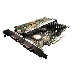 0DM479 Placa Controladora RAID SAS PERC 5 / E 256MB SAS Dell