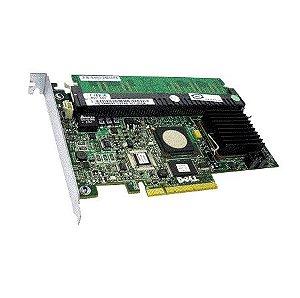 0MN985 Placa Controladora Dell PERC 5 / i 256MB SAS / SATA RAID
