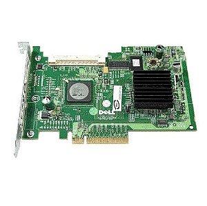 0UN939 Placa Controladora Dell PE 5 / iR SAS / SATA RAID