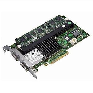 341-5899 Placa Controladora RAID SAS PERC 6 / E 256MB SAS