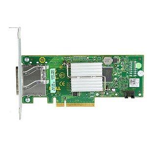 405-AAES Placa Controladora HBA SAS PE de 12 Gbps Dell