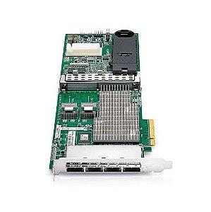 487204-B21 Placa Controladora HP SAS SA P812 / 1G FBWC SAS com bateria