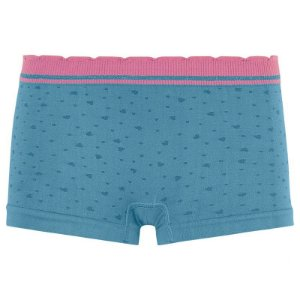 Calcinha Boxer Infantil Cotton Candy Sem Costura