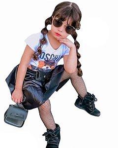 Meia Calça Arrastão Juvenil