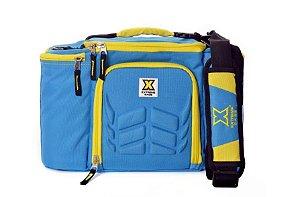 Bolsa Térmica Evolution E60 Azul e Amarelo