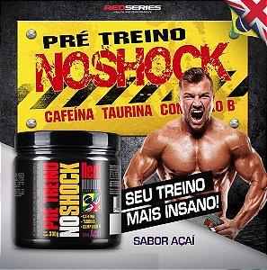 NoShock Pré-treino