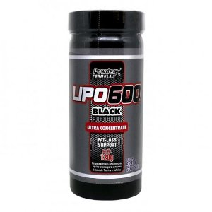 Lipo 600 Black Powder