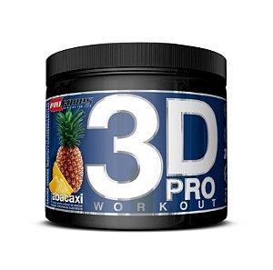 PRÉ-TREINO 3D PRÓ WORKOUT PÓ