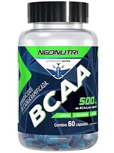 BCAA 500 CÁPSULAS