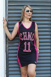 VESTIDO BASKETBALL CHNC PINK