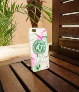 Capinha Personalizada Divas da Chape! Apple Iphone