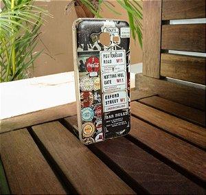 Capinha Personalizada Placas Samsung