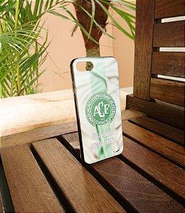 Capinha Personalizada Chape Uma Razão Apple Iphone