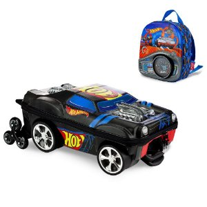 Mochila Hot Wheels Night Shifter 3D Maxtoy