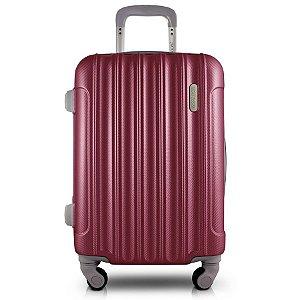Mala de Viagem Pequena de Bordo Trip Jacki Design Viagem Vinho