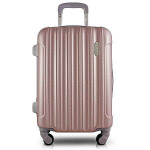 Mala de Viagem Pequena de Bordo Trip Jacki Design Viagem Rose