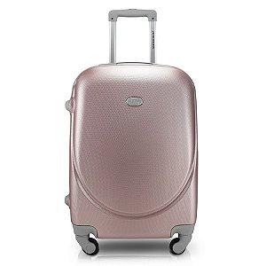 Mala De Viagem Pequena Rosê Select Jacki Design