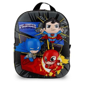 Lancheira de Costas Dc Super Friends Maxtoy 2814DX2F