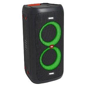 Caixa de Som JBL PartyBox 100 160W Preto