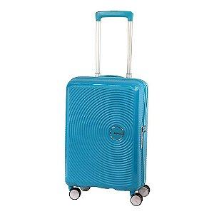 Mala de Viagem Pequena  American Tourister Curio CR7 40L Azul