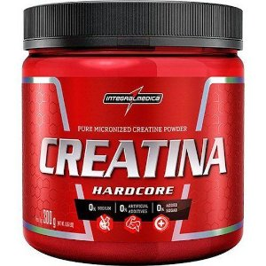 Creatina Hardcore Reload 300 gr - IntegralMédica