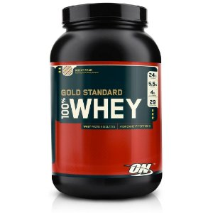 100% Whey Gold Standard - (900g) Optimum Nutrition