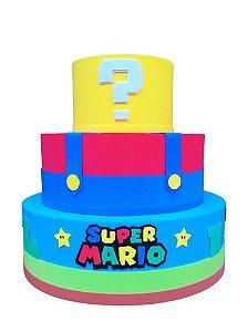 Bolo Fake Super Mario Bros