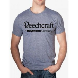 Camiseta Beechcraft A Raytheon Company