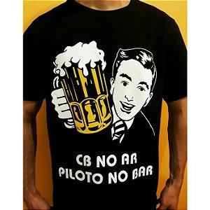 Camiseta CB No Ar