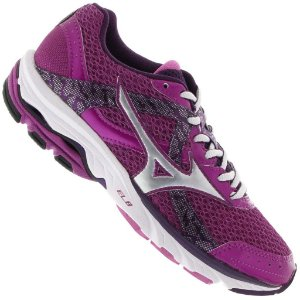 Tênis Mizuno Wave Elevation 2 20th – Feminino