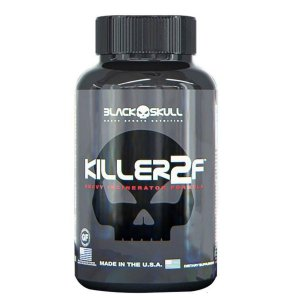 Killer 2F (60 cápsulas) - Black Skull