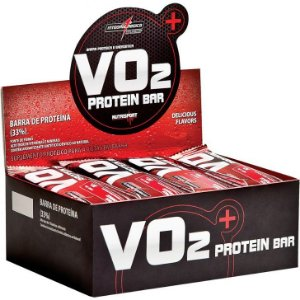 VO2 Protein Bar (12 unidades) - Integralmedica