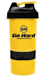 Coqueteleira compartimentada (500ml) - GoHard