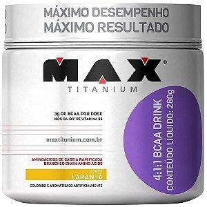 BCAA Drink 4:1:1 (280g) - Max Titanium