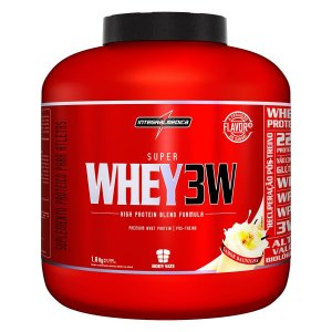 Super Whey 3W (1.8kg) - Integralmedica