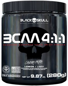 BCAA Drink 4:1:1 (280g) Black Skull